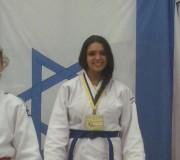 My Sister, Ma'ayan Rozen, A Ju Jitsu European Champion