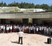 בית הספר שקד: נחנך אגף חדש