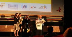 רן מנדלסון, הזוכה בפרס הצילום