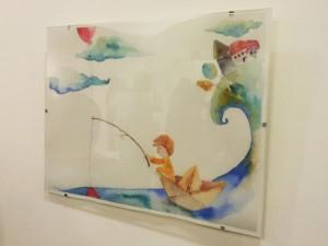 הציור של יונת קציר
