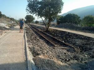 טיילת המסילה - תמונה